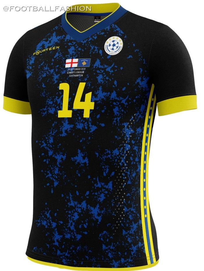 Kit Jersey Dream League Soccer : jersey, dream, league, soccer, Kosovo, 2019/20, Special, Edition, FOOTBALL, FASHION