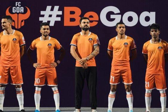 FC Goa 2019 2020 Home and Away Football Kit, Soccer Jersey, Shirt