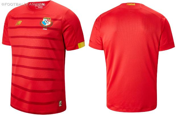 Panama 2019 2020 New Balance Soccer Jersey, Shirt, Football Kit, Camiseta de Futbol