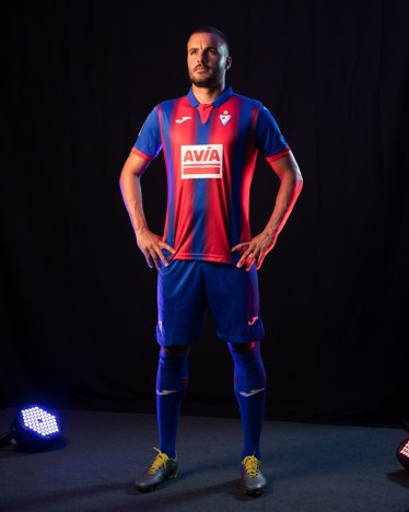 SD Eibar 2019 2020 Joma Home, Away and Third Football Kit, Soccer Jersey, Shirt, Camiseta de Futbol