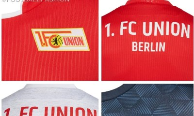 Union Berlin 2019 2020 Macron Football Kit, Soccer Jersey, Shirt, Trikot