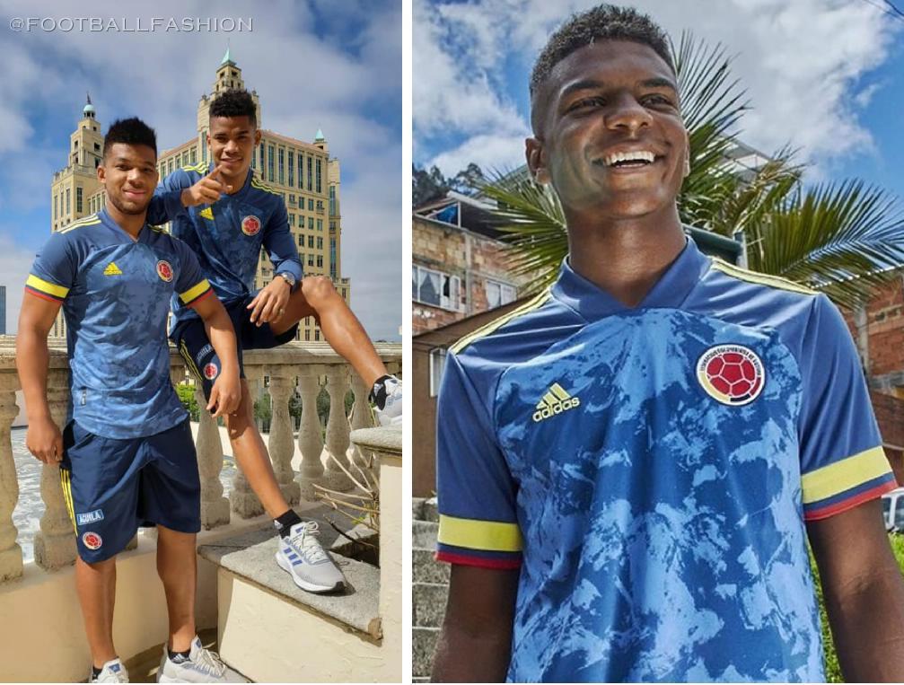 Colombia 2020/21 adidas Away Kit - FOOTBALL FASHION