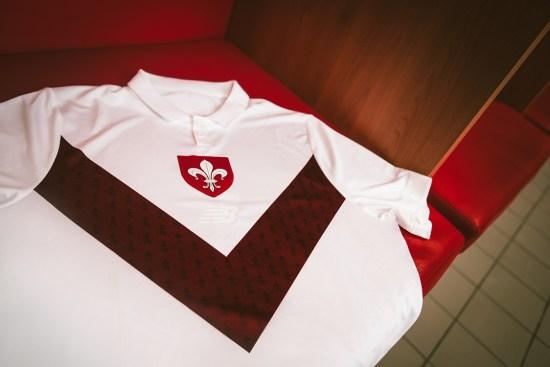 Lille OSC 75th Anniversary New Balance Football Kit, Soccer Jersey, Shrt, Maillot 75 ans