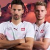 Switzerland EURO 2020 2021 PUMA Away Football Kit, Soccer Jersey, Shirt, Maillot, Trikot, Maglia, Gara
