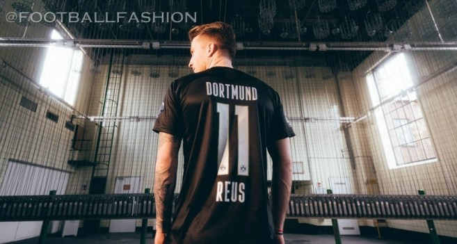 Borussia Dortmund 110th Anniversary 2019 2020 PUMA Football Kit, Soccer Jersey, Shirt, Trikot