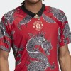 Manchester United 2020 Chinese New Year adidas Soccer Jersey, Shirt, Kit, Camiseta, Trikot, Maillot, Camisa, Dres