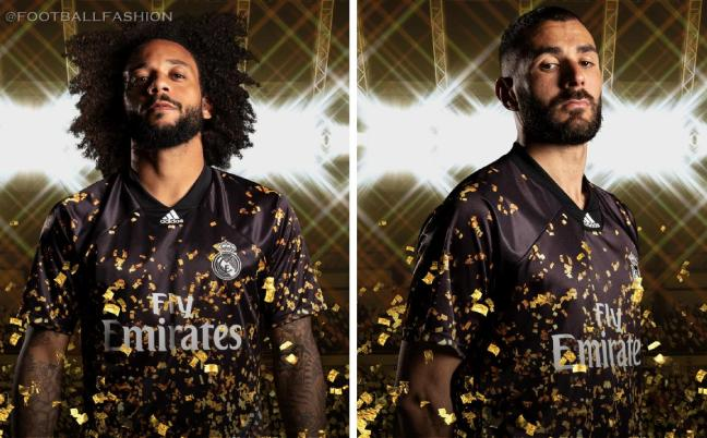 Real Madrid x FIFA 20 adidas 2019 2020 Fourth Football Kit, Soccer Jersey, Shirt, Camiseta de Futbol, Camisa, Trikot, Maillot
