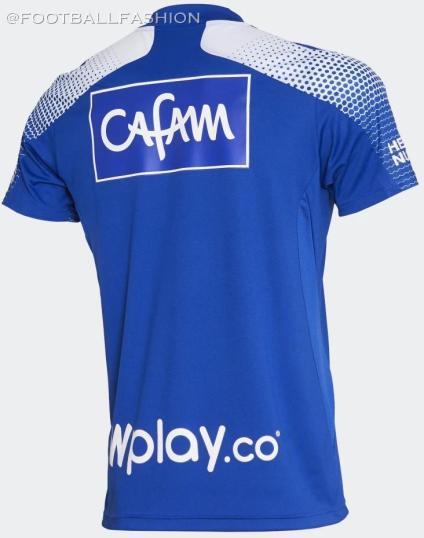 Millonarios FC 2020 adidas Home Soccer Jersey, Shirt, Football Kit, Camiseta de Futbol
