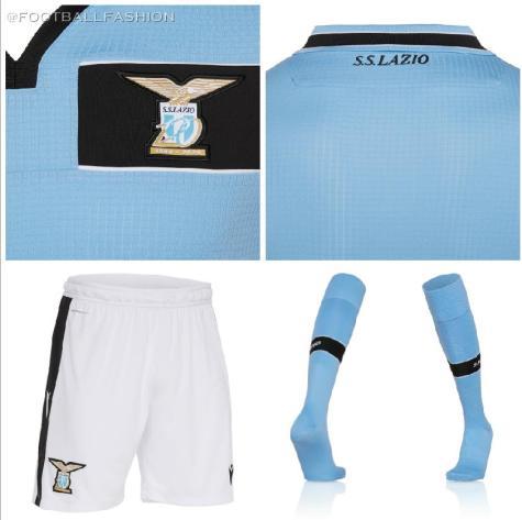 SS Lazio 120th Anniversary Macron Football KIt, Soccer Jersey, Shirt, Maglia, Gara 120 anni