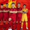 Vietnam 2020 Grand Sport Football Kit, Soccer Jersey, Shirt