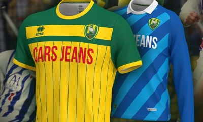 ADO Den Haag 115th Anniversary 2020 Football Kit, Soccer Jersey, Shirt