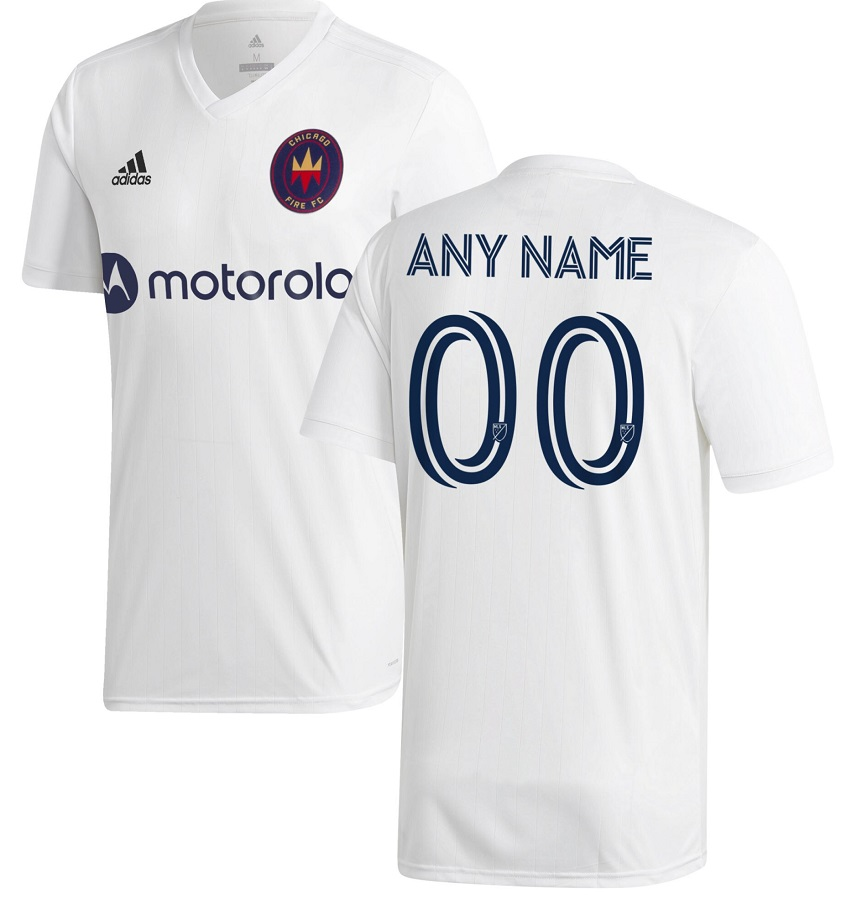Chicago Fire 2020 Adidas Away Jersey Football Fashion Org