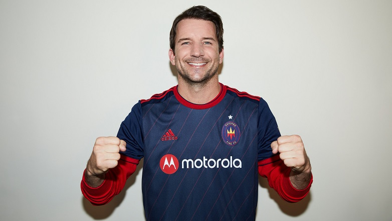 Chicago Fire 2020 adidas Home Jersey - FOOTBALL FASHION