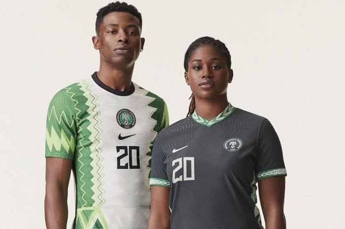 Nigeria 2020/21 Nike Home and Away Kits - FOOTBALL FASHION