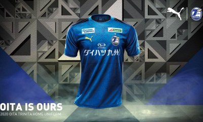 Oita Trinita 2020 PUMA Home and Away Football Kit, Soccer Jersey, Shirt
