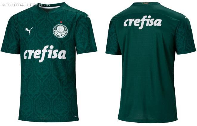 Palmeiras 2020 2021 PUMA Home and Away Football Kit, Soccer Jersey, Shirt, Camiseta, Camisa
