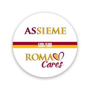 AS Roma Limited Edition 'ASSIEME' Nike Soccer Jersey, Football Shirt, Kit, Maglia, Gara