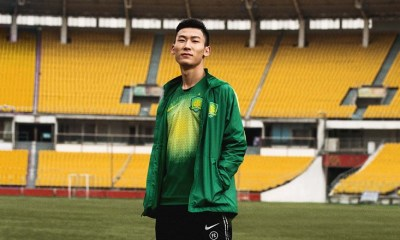 Beijing Guoan 2020 Nike Football Kit, Soccer Jersey, Shirt