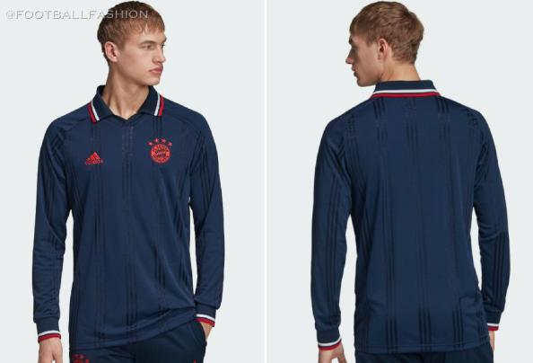 Bayern München 2020 Icon adidas Football Kit, Soccer Jersey, Shirt, Trikot