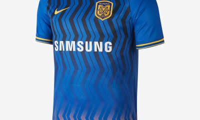 Jiangsu Suning 2020 Nike Home Football Kit, Soccer Jersey, Shirt