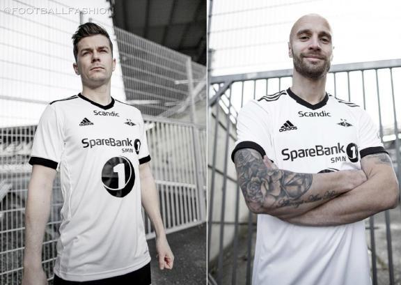 Rosenborg BK 2020 adidas Away Football Kit, Soccer Jersey, Shirt, Hjemmetrøye