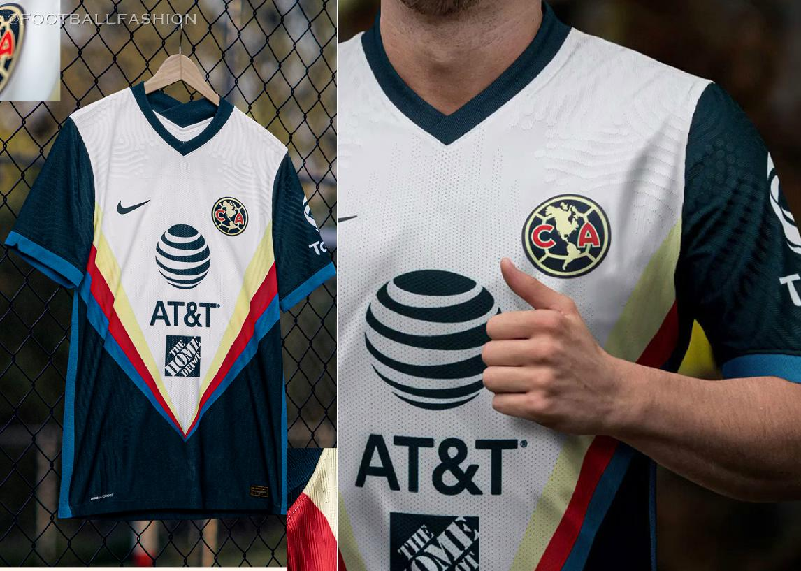 NEW 2020-2021 Club America Home//Away Soccer Jersey Short sleeve SIZE S-2XL