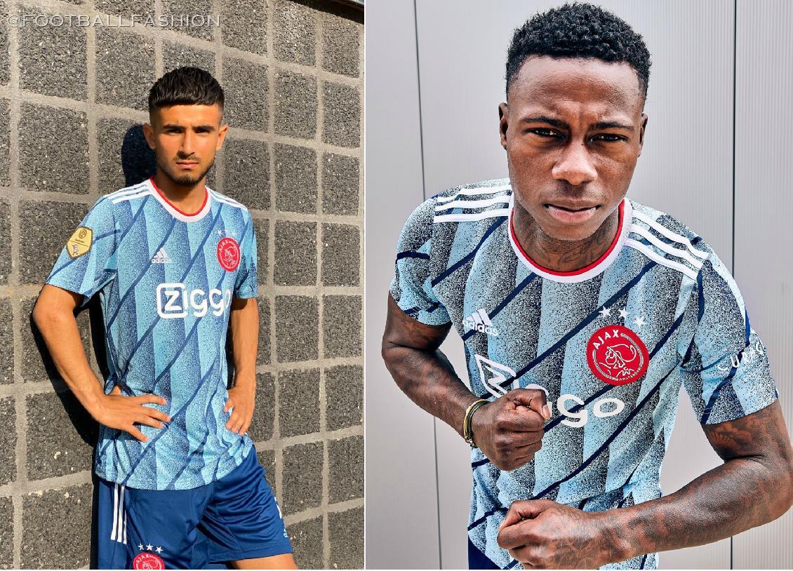 AFC Ajax 2020/21 adidas Away Kit - FOOTBALL FASHION.ORG