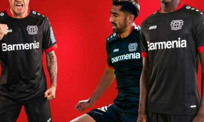 Bayer 04 Leverkusen 2020/21 Jako Home Football Kit, 2020-21 Soccer Jersey, 2020/21 Shirt, Trikot, Heimtrikot