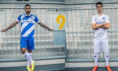 SV Darmstadt 98 2020 2021 Home and Away Football Kit, 2020/21 Soccer Jersey, 2020-21 Shirt, Trikot