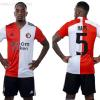 Feyenoord Rotterdam 2020 2021 adidas Home Football Kit, Soccer Jersey, Shirt, Tenue, Thuisshirt, Thuistenue