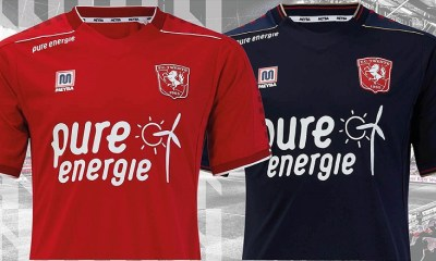 FC Twente 2020 2021 Meyba Home and Away Football Kits, 2020-21 Soccer Jersey, 2020/21 Shirt