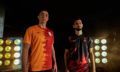 Galatasaray SK 2020 2021 Nike Home Football Kit, 2020-21 Soccer Jersey, 2020/21 Shirt, Forma