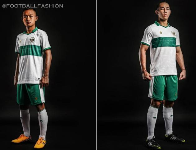 Indonesia 2020 2021 Mills Sport Away Football Kit, 2020-21 Soccer Jersey,  2020/21 Shirt