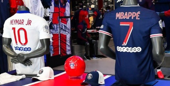 Paris Saint-Germain 2020 2021 Nike Home Football Kit,  2020/21 Soccer Jersey, 2020-21 Shirt, Maillot, Camiseta, Camisa, Trikot