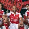 Stade de Reims 2020 2021 Umbro Home Football Kit, 2020-21 Shirt, 2020/21 Soccer Jersey, Maillot