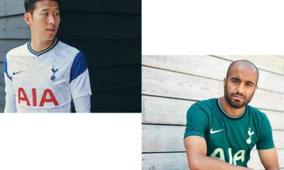 Tottenham Hotspur 2020/21 Nike Home and Away Football Kit, 2020-21 Soccer Jersey, 2020/21 Shirt, Camiseta, Camisa, Maglia, Trikot