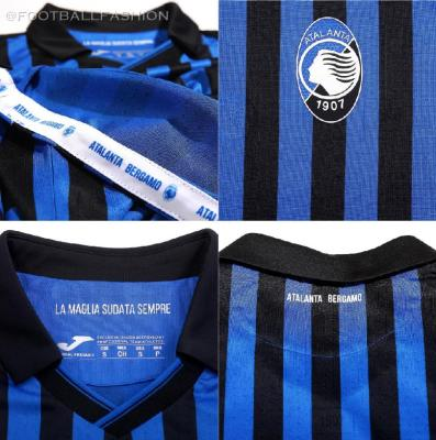 Atalanta 2020/21 UEFA Champions League Home Football Kit, 2020 2021 Soccer Jersey, 2020-21 Shirt, Gara, Maglia