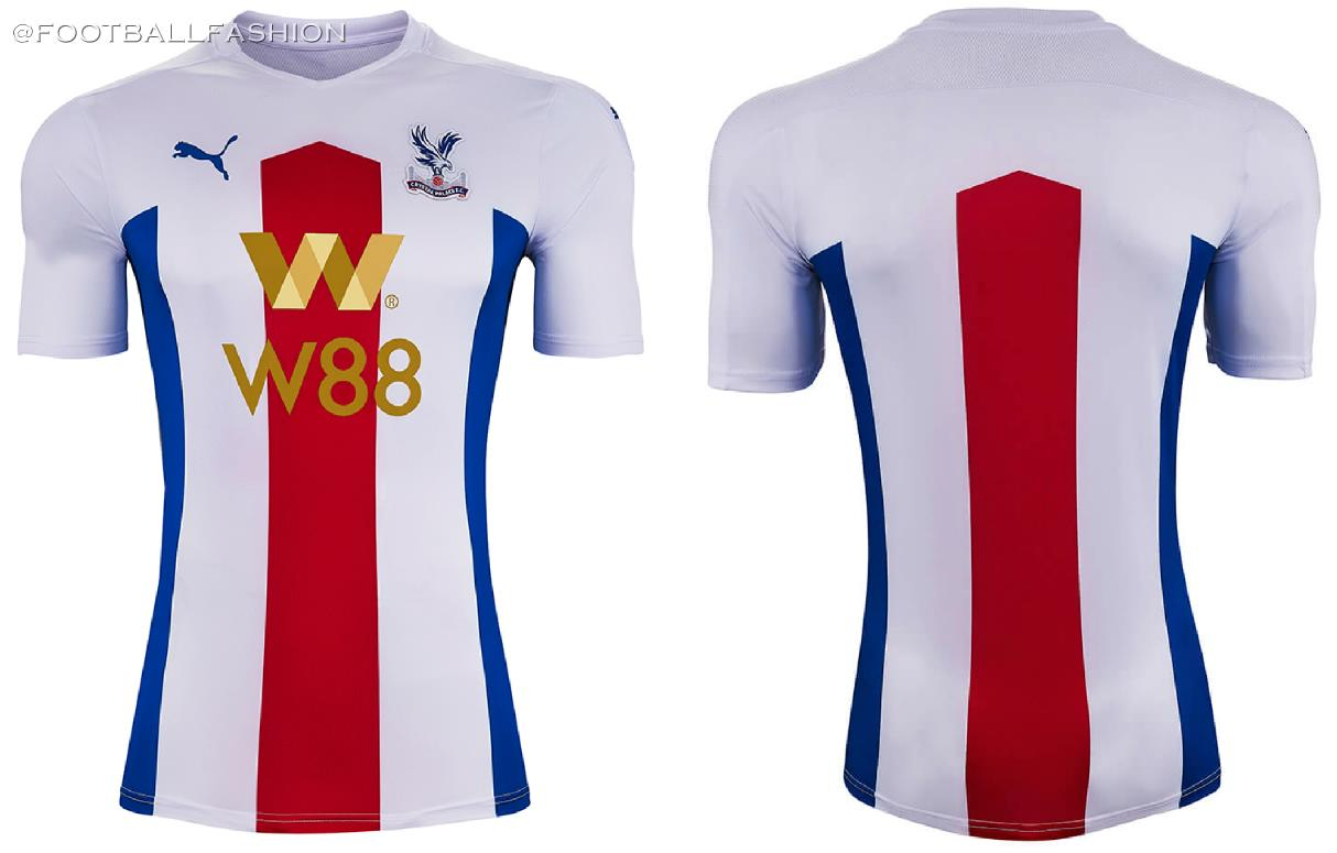 Crystal Palace 2020 21 Puma Home Away And Third Kits Football Fashion Org