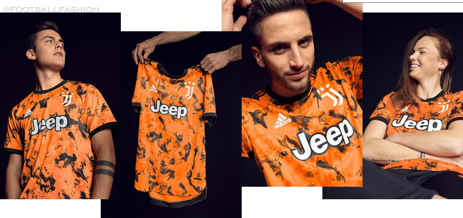 Juventus Fc 2020 21 Adidas Third Kit Football Fashion Org