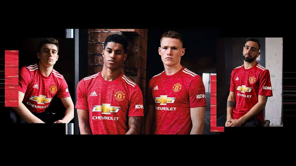 Manchester United 2020/21 adidas Home Kit - FOOTBALL FASHION