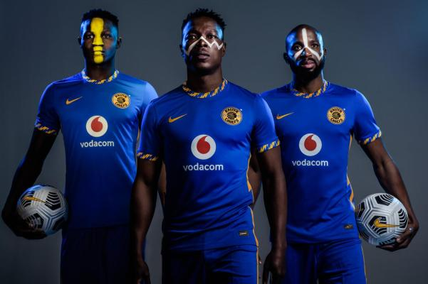 Kaizer Chiefs 2020 2021 Nike Home and Away Football Kit, 2020/21 Soccer Jersey, 2020-21 Shirt