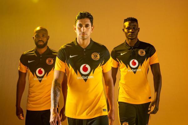 Kaizer Chiefs 2020 2021 Nike Home and Away Football Kit, 2020/21 Soccer Jersey, 2020-21 Shirt