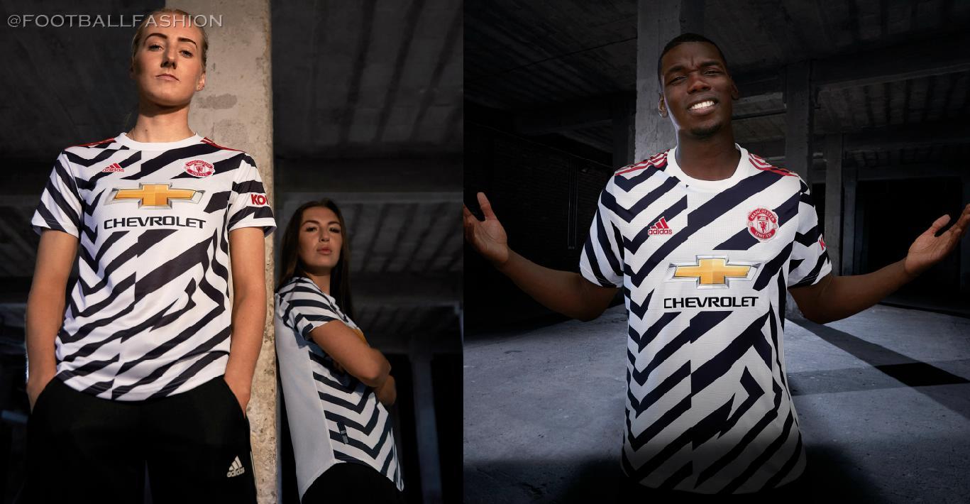 Manchester United 2020 21 Adidas Third Kit Football Fashion Org