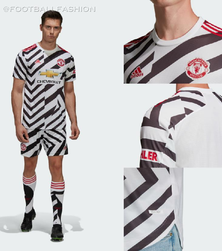 Manchester United 2020/21 adidas Third Kit - FOOTBALL FASHION