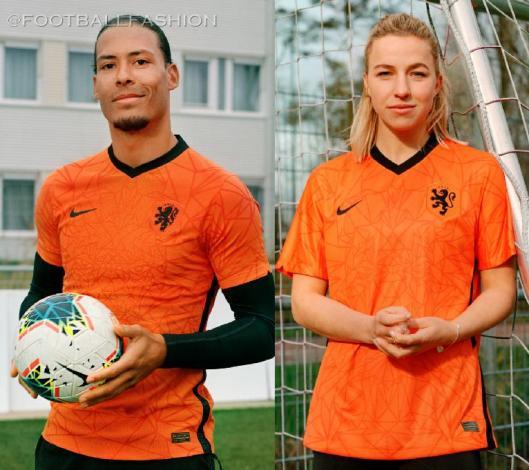 Netherlands 2020 2021 Nike Home and Away Football Kit, 2020/21 Soccer Jersey, 2020-21 Shirt, Nederland Tenue