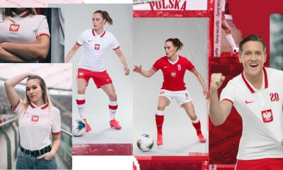 Poland 2020 2021 Nike Football Kit, 2020-21 Soccer Jersey, 2020/21 Shirt, Stroje Polski, Polska