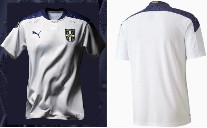 Serbia 2020 2021 PUMA Football Kit, 2020/21 Soccer Jersey, 2020-21 Shirt, Dres, Srbije