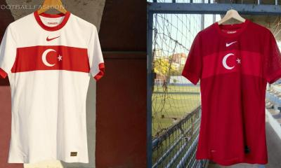 Turkey 2020 2021 Nike Home and Away Football Kit, 2020-21 Soccer Jersey, 2020/21 Shirt, Türkiye Forma, Erkek Futbol Forması