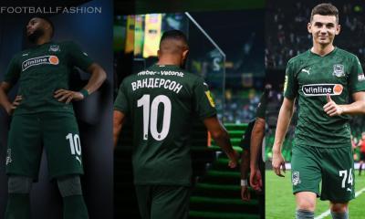 FC Krasnodar 2020 2021 PUMA Home, Away and Third Football Kit, 2020-21 Soccer Jersey, 2020/21 Shirt