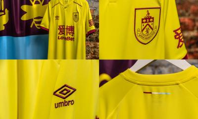 Burnley FC 2020 2021 Umbro Third Football Football Kit, 2020 2021 Soccer Jersey, 2020/21 Shirt